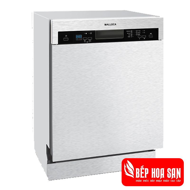 Hình ảnh máy rửa chén Malloca WQP12-J7309K E5